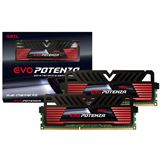 8GB GeIL EVO Potenza Black Series DDR3-2400 DIMM CL11 Dual Kit