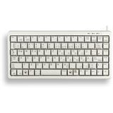CHERRY Compact Tastatur G84-4100LCMCH-0 CHERRY ML PS/2 & USB