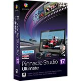 Corel Pinnacle Studio 17.0 Ultimate 32/64 Bit Deutsch Videosoftware Vollversion PC (DVD)