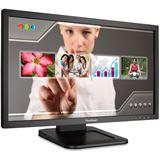 "21,5"" (54,61cm) ViewSonic TD2220-2 Touch schwarz 1920x1080 1xVGA"