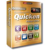 Lexware Quicken Deluxe 2014 - Vorteilsedition Deutsch Finanzen Vollversion PC (CD)