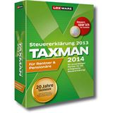 Lexware Taxman 2014 für Rentner und Pensionäre Deutsch
