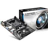 ASRock FM2A75M HD+ AMD A75 So.FM2+ Dual Channel DDR3 mATX Retail