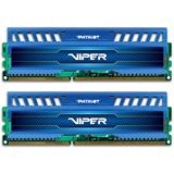 16GB Patriot Viper 3 Series - Blue Sapphire DDR3-1600 DIMM CL10 Dual Kit