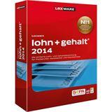 Lexware Lohn + Gehalt 2014 32/64 Bit Deutsch Finanzen Vollversion PC (CD)