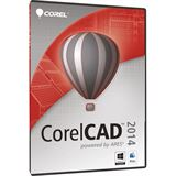 Corel CorelCAD 2014 32/64 Bit Multilingual Grafik EDU-Lizenz PC/Mac