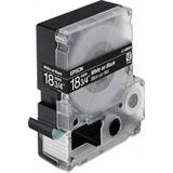 Epson LC-5BWV9 leuchtend weiß auf schwarz Etikettenkassette (1