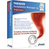 Paragon Festplatten Manager 14 Professional Deutsch Utilities