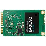 500GB Samsung 840 Evo Series mSATA 6Gb/s TLC Toggle (MZ-MTE500BW)
