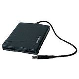 Freecom Portable Floppy USB 1.1 extern schwarz Retail