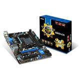 MSI A88XM-E35 AMD A88X So.FM2+ Dual Channel DDR3 mATX Retail