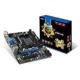 MSI A78M-E35 AMD A78 So.FM2+ Dual Channel DDR3 mATX Retail