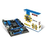 MSI A78M-E45 AMD A78 So.FM2+ Dual Channel DDR3 mATX Retail