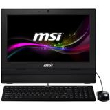 """15,6"""" (39,62cm) MSI Wind Top AP1622-B10372G32XXASX Touch FreeDOS All-in-One PC"""
