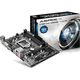 ASRock H81M-DGS Intel H81 So.1150 Dual Channel DDR3 mATX Retail