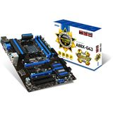 MSI A88X-G43 AMD A88X So.FM2+ Dual Channel DDR3 ATX Retail