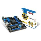 MSI A88XM-E45 AMD A88X So.FM2+ Dual Channel DDR3 mATX Retail