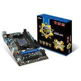 MSI A55M-E33 AMD A55 So.FM2+ Dual Channel DDR3 mATX Retail