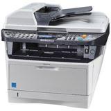 Kyocera M2035dn/KL3 S/W Laser Drucken/Scannen/Kopieren Cardreader/LAN/USB 2.0