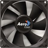 AeroCool Dark Force 90x90x25mm 1800 U/min 24 schwarz