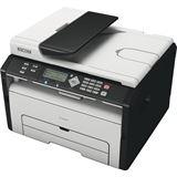Ricoh SP 204SFNw S/W Laser Drucken/Scannen/Kopieren/Faxen LAN/USB