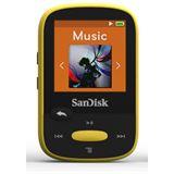 8GB SanDisk Sansa Clip Sport gelb