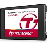 "128GB Transcend SSD340 2.5"" (6.4cm) SATA 6Gb/s MLC synchron"