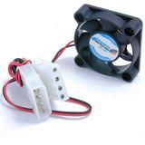 Startech FAN4X1LP4 40x40x10mm 5000 U/min 23 dB(A) schwarz