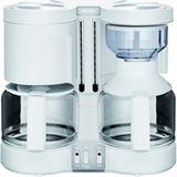 Krups Doppel-Automat Kaffee/Tee Duothek Plus KM 8501 ws