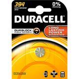 Duracell 394 SR45 Silber Knopfzellen Batterie 1.5 V 1er Pack