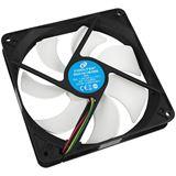 Cooltek Silent Fan 140 PWM 140x140x25mm 600-1200 U/min 6.8-15.2 dB(A)