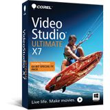 Corel Video Studio X7 Ultimate 32/64 Bit Deutsch Videosoftware