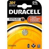 Duracell 364 SR60 Silberoxid Knopfzellen Batterie 1.5 V 1er Pack