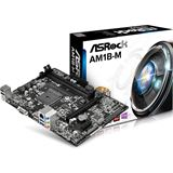 ASRock AM1B-M SoC So.AM1 Single Channel DDR3 mATX Retail