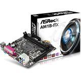 ASRock AM1B-ITX SoC So.AM1 Single Channel DDR3 Mini-ITX Retail