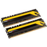 16GB Avexir Core Series MPOWER Edition rote LED DDR3-2666 DIMM CL12 Dual Kit