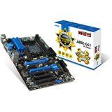 MSI A88X-G41 PC Mate AMD A88X So.FM2+ Dual Channel DDR3 ATX Retail