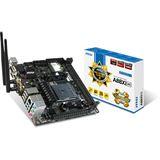 MSI A88XI AC AMD A88X So.FM2+ Dual Channel DDR3 Mini-ITX Retail