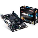 Gigabyte AM1M-S2H (AM1,mATX,DDR3,AMD)