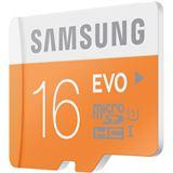 16 GB Samsung EVO microSDHC UHS-I Retail inkl. Adapter auf SD