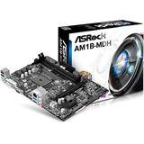 ASRock AM1B-MDH SoC So.AM1 Single Channel DDR3 mATX Retail