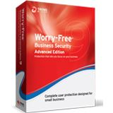 Trend Micro Worry-Free Business Security 9.0 Advanced Edition FFP 32/64 Bit Multilingual Internet Security Lizenz 1-Jahr PC/Mac 15 User (DVD)