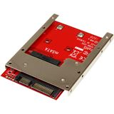 Startech SATA 2,5 Zoll Adapter für mSATA SSD (SAT32MSAT257)
