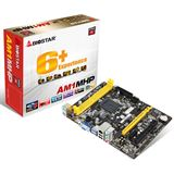 Biostar Mainboard AM1MHP S.AM1 VGA/Sound/LAN