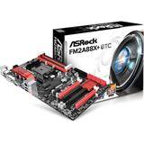 ASRock FM2A88X+ BTC AMD A88X So.FM2+ Dual Channel DDR3 ATX Retail