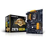 Gigabyte GA-Z97X-UD3H Intel Z97 So.1150 Dual Channel DDR3 ATX Retail