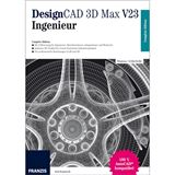 Franzis DesignCAD 3D Max V23 - Ingenieur Deutsch Grafik Vollversion