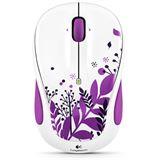 Logitech M325 Purple Peace USB lila (kabellos)