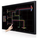"""55"""" (139,70cm) LG Electronics 55WT30 Touch schwarz 1920x1080"""