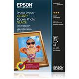 Epson Fotopapier A3 glänzend (20 Blatt)